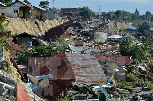 Indonesia: Another quake hit near Flores hinh anh 1