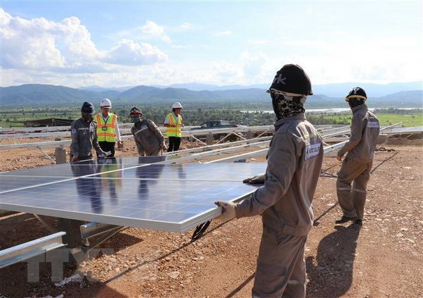 Nearly 20 trillion VND invested in solar power projects in Tay Ninh hinh anh 1