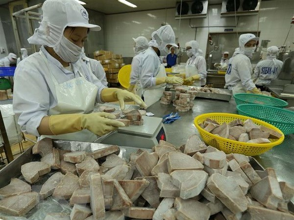 Aquatic product exports likely to rake in 9 billion USD this year hinh anh 1