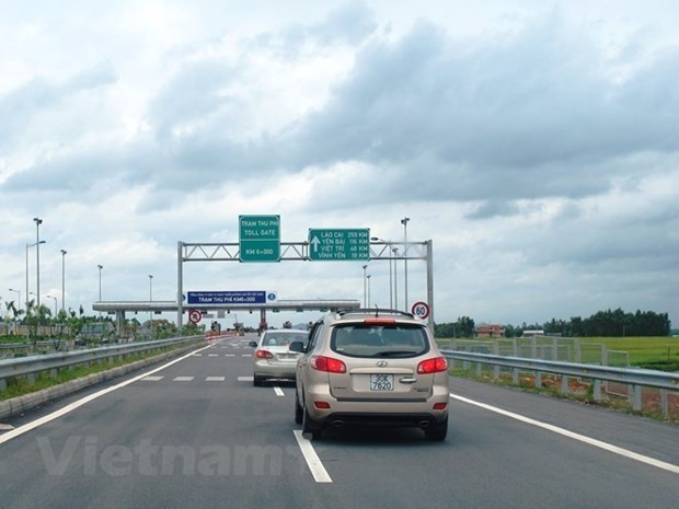 VEC-invested expressways serve over 140 million vehicles in nine months hinh anh 1