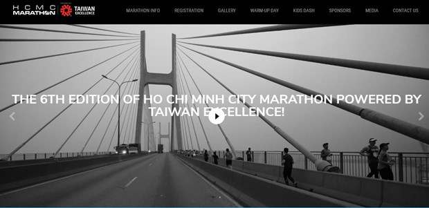 Over 8,000 runners to take part in HCM City Marathon 2019 hinh anh 1