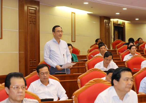 Party Central Committee proposes measures to fulfil socio-economic targets hinh anh 1