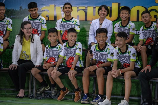 Thailand: Wild Boars heads to Olympic Youth Games in Argentina hinh anh 1