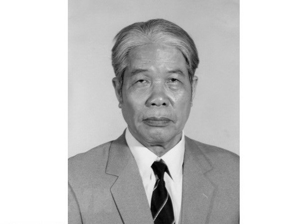 Former Party General Secretary Do Muoi: dedicated to Party, the people hinh anh 1