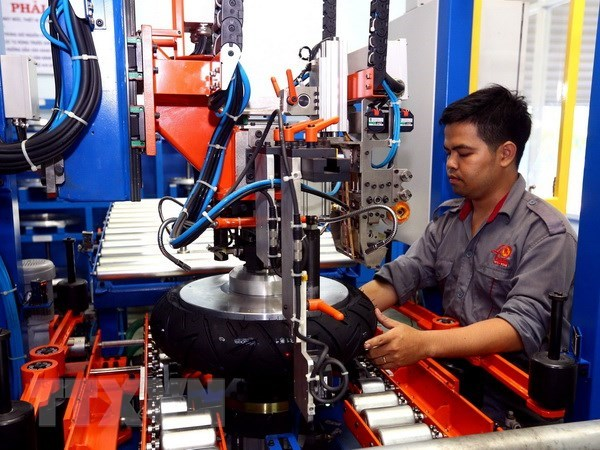HCM City: nine-month industrial production grows by 7.89 percent hinh anh 1