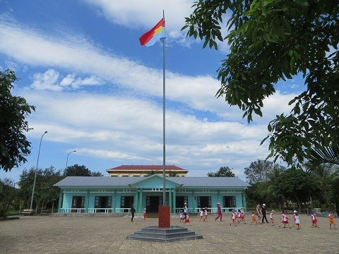 Office of South Vietnam provisional revolutionary gov't to be restored hinh anh 1