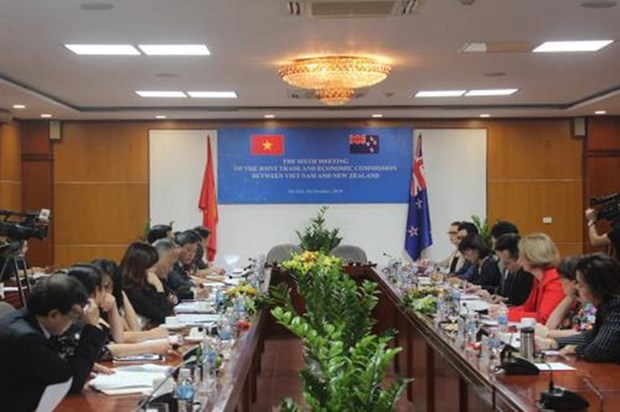 Vietnam, NZ to further facilitate two-way trade, investment hinh anh 1