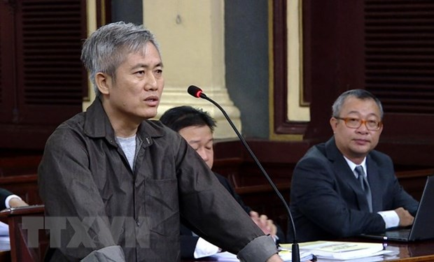 Five jailed for attempting to overthrow people's administration hinh anh 1
