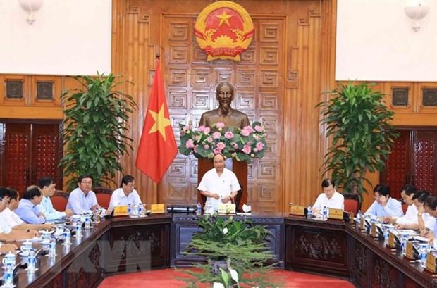 PM: Ninh Thuan should work to become renewable energy hub hinh anh 1