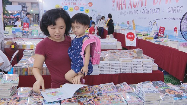 Vietnam sees increase in reading enjoyment hinh anh 2