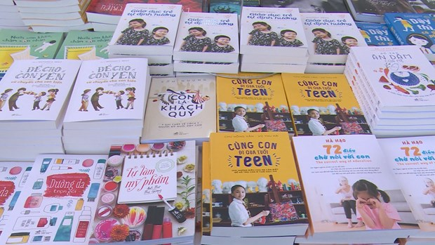 Vietnam sees increase in reading enjoyment hinh anh 3