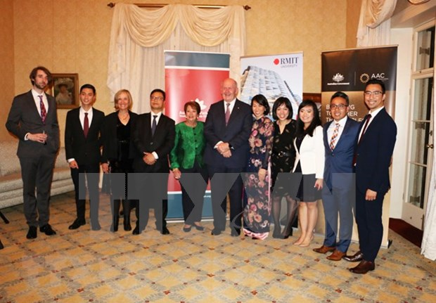 Australia-VN Young Leadership Dialogue opens for applications hinh anh 1