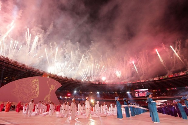 Asian Para Games opens in Indonesia hinh anh 1
