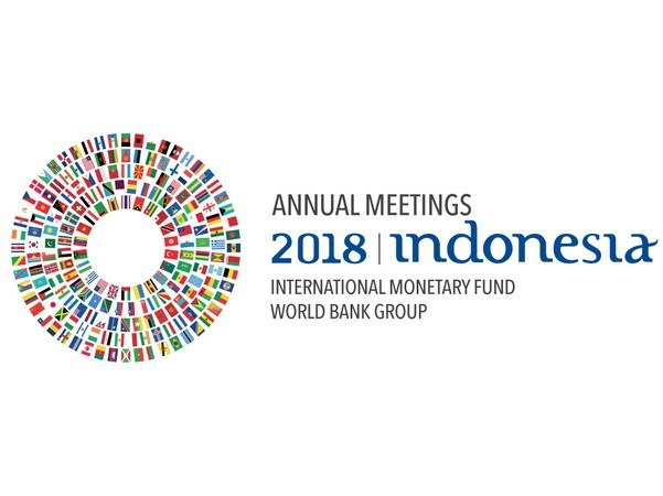 Annual IMF-WB meeting kicks off in Indonesia hinh anh 1