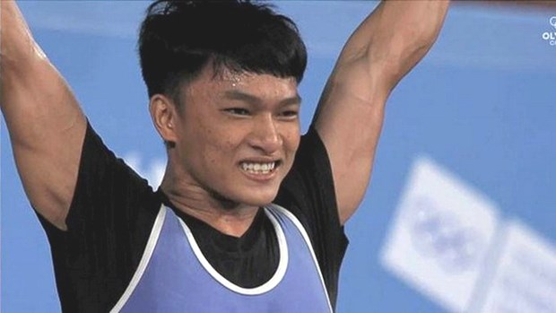 Gold medal marks Vietnam's good start at Youth Olympic Games hinh anh 1