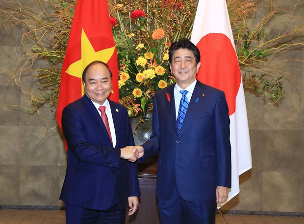 PM's trip to Tokyo shows Vietnam's respect for ties with Japan hinh anh 1