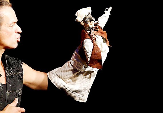 Hanoi hosts 5th international puppetry festival hinh anh 1