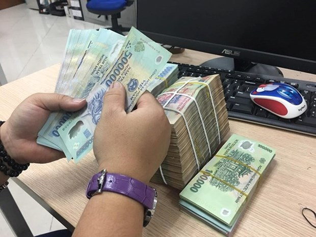 Reference exchange rate up 1 VND on October 8 hinh anh 1
