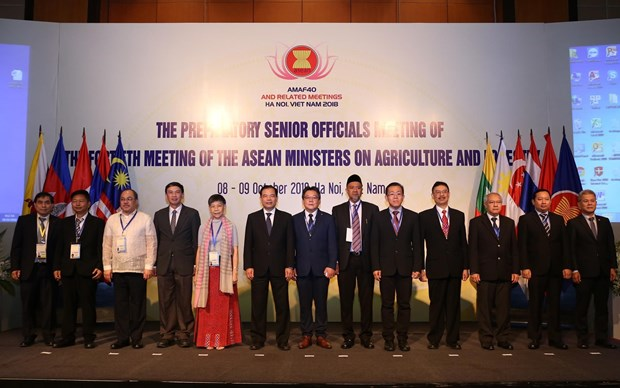 ASEAN works towards innovative agriculture hinh anh 1