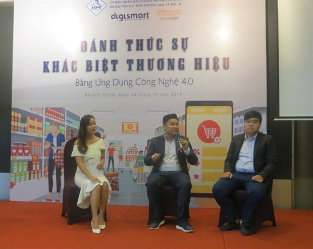 Technology helps brands stand out: experts hinh anh 1