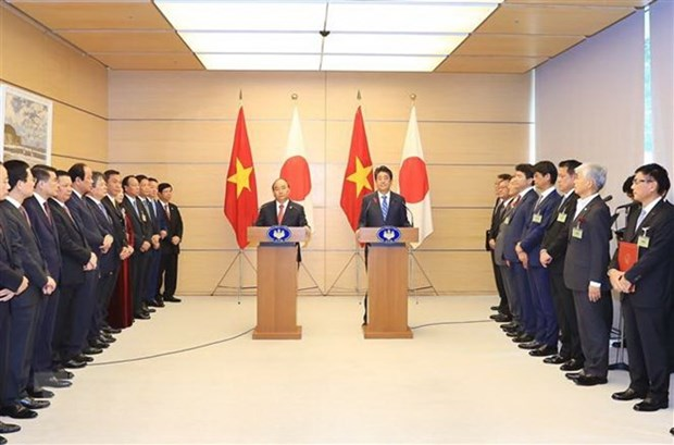 Vietnam, Japan agree to advance extensive strategic partnership hinh anh 1