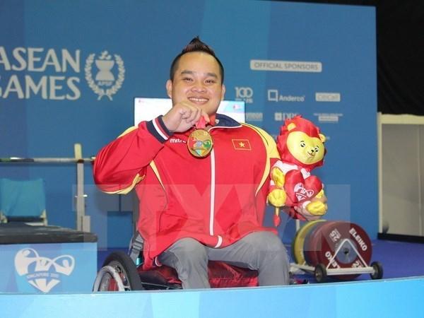 Vietnam wins second gold medal at Asian Para Games 2018 hinh anh 1