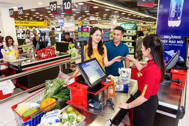 Vingroup acquires Fivimart supermarket chain hinh anh 1
