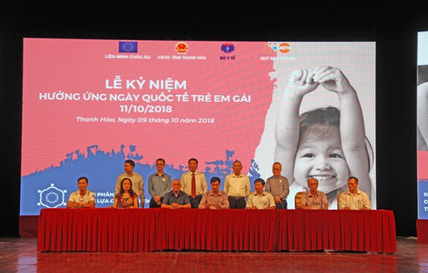 Vietnam strives to reduce sex imbalances at birth hinh anh 1