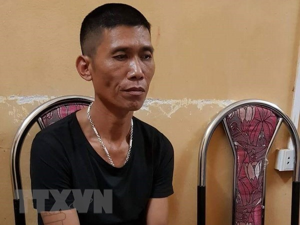 Heroin trafficker arrested in Son La hinh anh 1