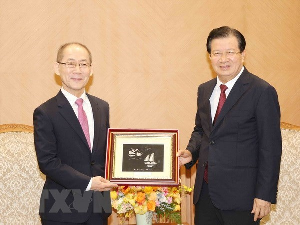 Vietnam proactive in cutting GHG emissions: Deputy PM hinh anh 1
