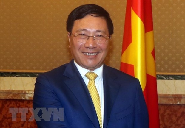 Deputy PM attends Vietnam-UK business forum in London hinh anh 1