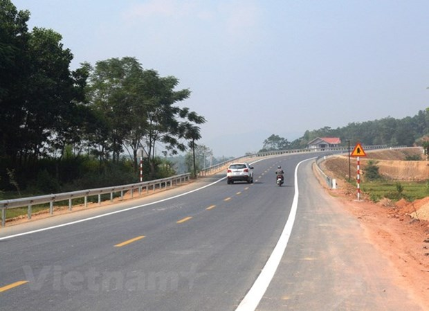 Two BOT transport projects opened to traffic hinh anh 1