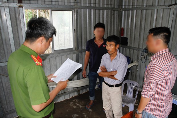 Can Tho: Man prosecuted for abusing freedom, democracy rights hinh anh 1