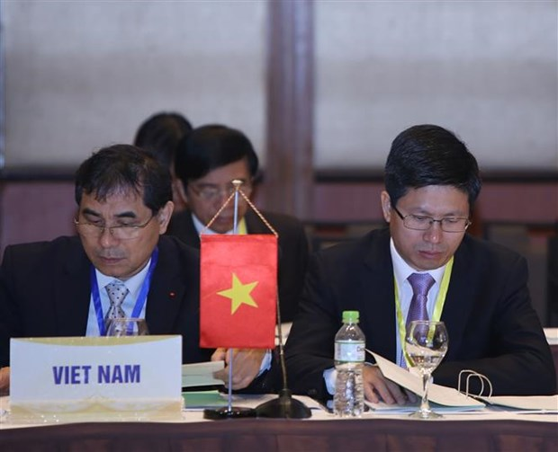 ASEAN countries, partners discuss farm-forestry-fishery trade hinh anh 1