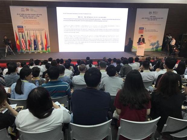 Binh Duong hosts 10th WTA University Presidents' Forum hinh anh 1