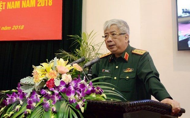 Seminar discusses Vietnam's White Book of Defence 2018 hinh anh 1
