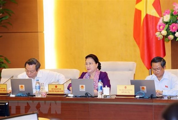 NA Standing Committee to convene 28th meeting on October 15 hinh anh 1
