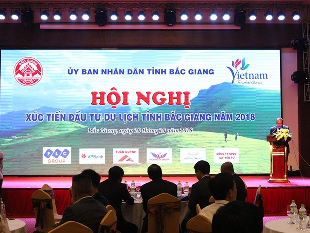 Bac Giang attracts large tourism projects hinh anh 1