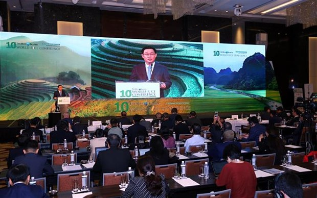 World's most premier rice conference opens in Hanoi hinh anh 1