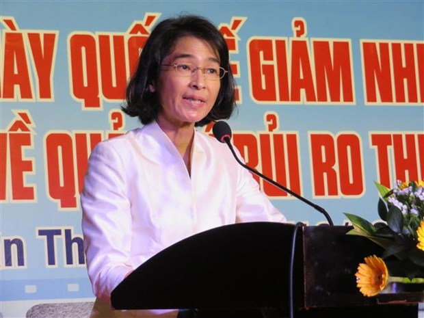 UN vows to back Vietnam's disaster prevention, control hinh anh 1