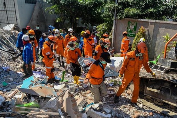 ADB promises 1 billion USD in emergency fund for Indonesia hinh anh 1