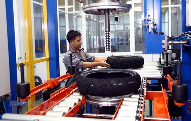 Ho Chi Minh City encourages industrial production hinh anh 1