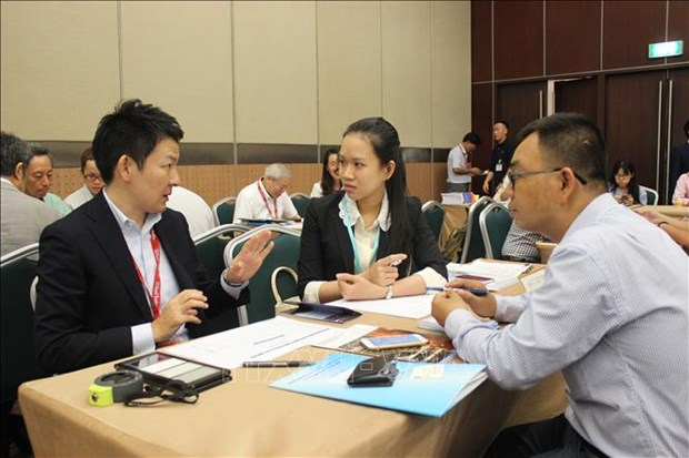 Japanese firms wish to cooperate with Vietnamese partners hinh anh 1