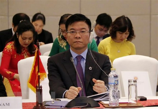 Vietnam attends 10th ASEAN Law Ministers Meeting in Laos hinh anh 1