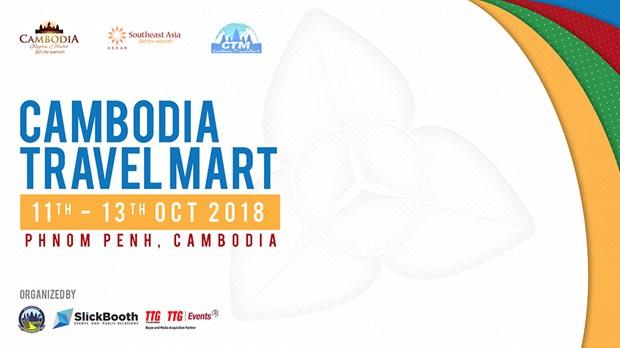 2nd Cambodia Travel Mart kicks off hinh anh 1