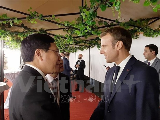 Vietnam calls for intensive cooperation within Francophonie community hinh anh 1