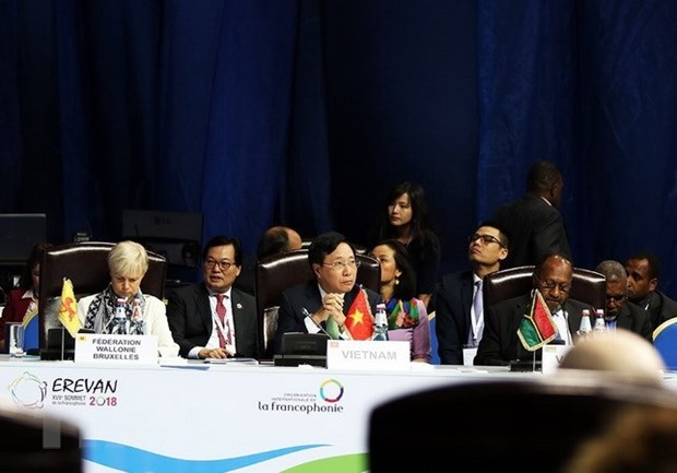 OIF Summit stresses multilateral organisations' role in global peace maintenance hinh anh 1
