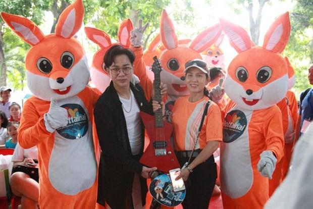 Mottainai Festival opens in Hanoi hinh anh 1