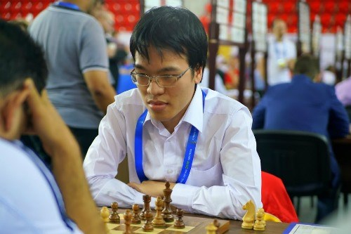 Vietnam's chess grandmaster to compete in Isle of Man Open hinh anh 1