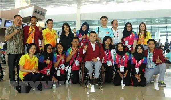 Vietnam wins 40 medals, ranking 12th at Asian Para Games hinh anh 1